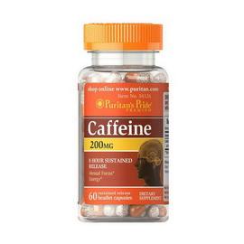 Caffeine 200 mg (60 caps)
