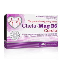 Chela-Mag B6 Cardio (30 tabs)