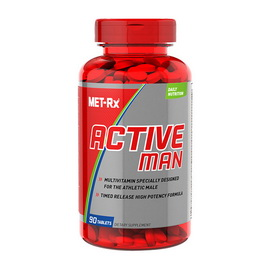 Active Man (90 tabs)