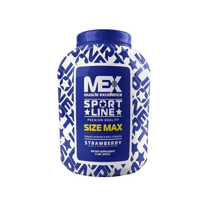 Size Max (2,72 kg)