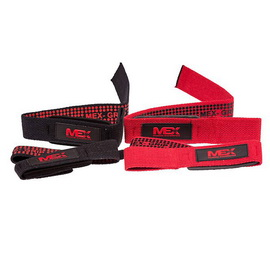 Pro Lift Lifting Straps Black