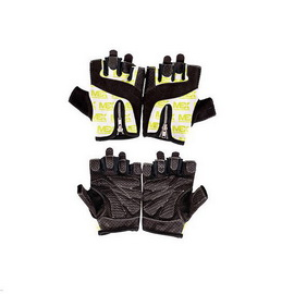 Smart Zip Gloves Lime (XS, S, M, L)