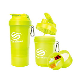 SmartShake Original NEON Lime (600 ml)