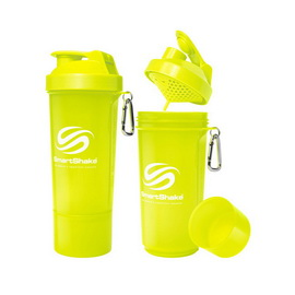 SmartShake Slim NEON Lime (500 ml)