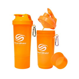 SmartShake Slim NEON Orange (500 ml)
