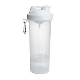 SmartShake Slim NEON Pure White (500 ml)