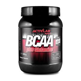 BCAA Plus Glutamine (500 g)