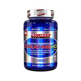 Creatine HCL 750 mg (90 caps)