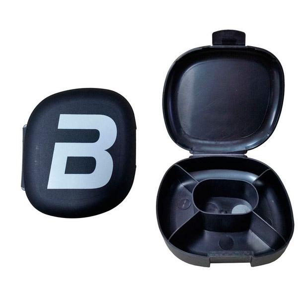 Pillbox Black