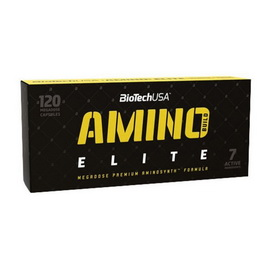 Amino Build Elite (120 caps)