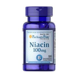 Niacin 100 mg (100 tabs)
