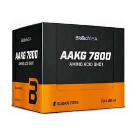 AAKG 7800 (20 x 25 ml)