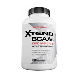Xtend BCAA (200 caps)