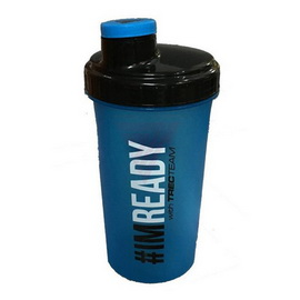 Shaker #IMREADY Blue (700 ml)
