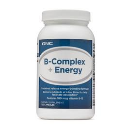 B-Complex + Energy (120 caps)
