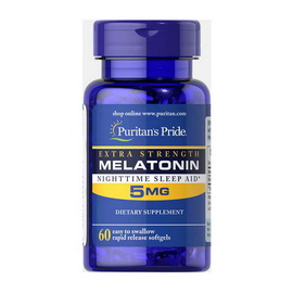 Melatonin 5 mg (60 softgel)