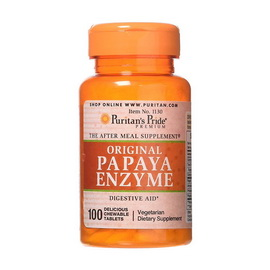 Papaya Enzyme Original (100 chew tabs)