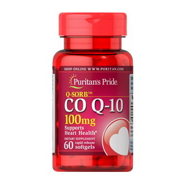 CO Q-10 100 mg (60 softgels)