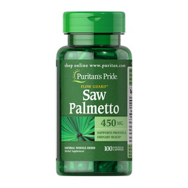 Saw Palmetto 450 mg (100 caps)