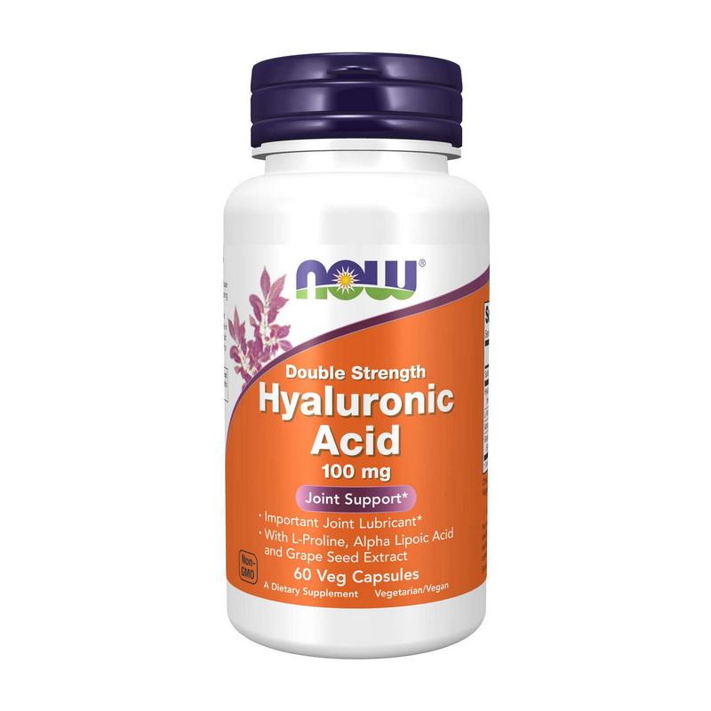 Hyaluronic Acid (60 veg caps)