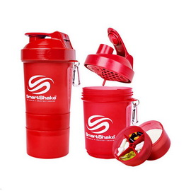 SmartShake Original NEON Red (600 ml)