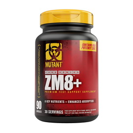 Mutant ZMA+ (90 caps)