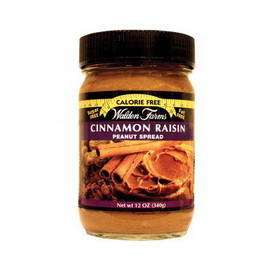 Peanut Spread - Cinnamon Raisin (340 g)