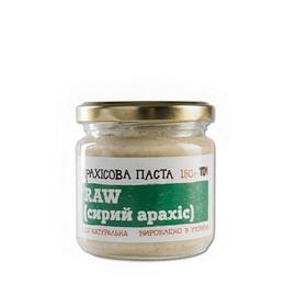 Арахисовая паста RAW - сырой арахис (180 г)