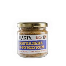 Паста мигдальная с фундуком (180 г)