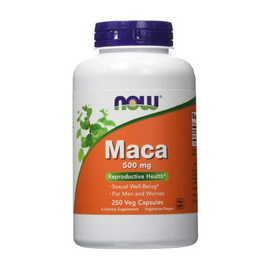 Maca 500 mg (250 veg caps)