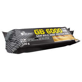 Gain Bolic 6000 Protein bar (1 x 100 g)