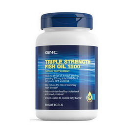 Triple Strength Fish Oil 1500 (60 softgels)
