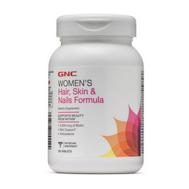 Women's Hair, Skin & Nails Formula (90 tabs)
