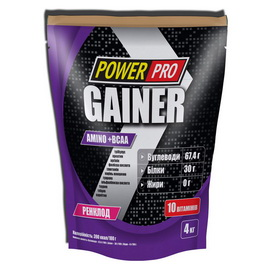 Gainer Power Pro (4 kg)