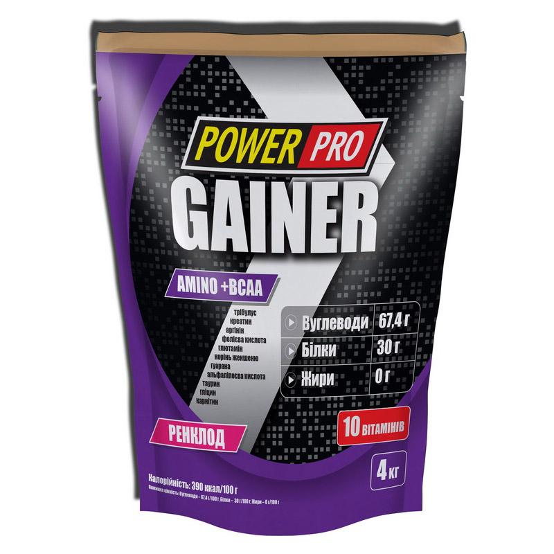 Gainer Power Pro (4 kg)