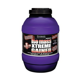 Iso Mass Xtreme Gainer (4,5 kg)