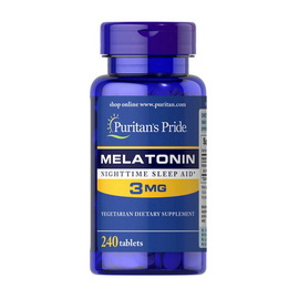 Melatonin 3 mg (240 tabs)