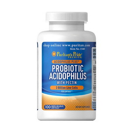 Probiotic Acidophilus with Pectin (100 caps)