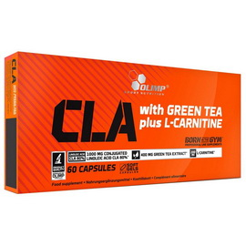CLA with Green Tea plus L-Carnitine SE (60 caps)
