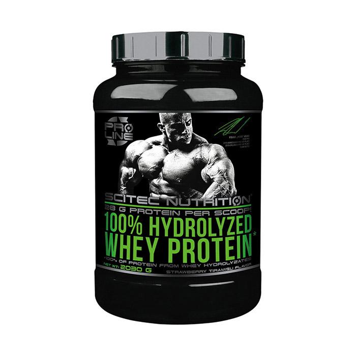 100% Hydrolyzed Whey Protein (2,03 kg)