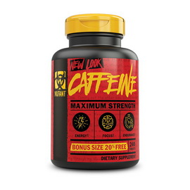 Mutant Caffeine (200 tabs + 40 free)