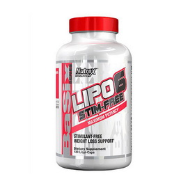Lipo 6 Stim-Free (120 caps)
