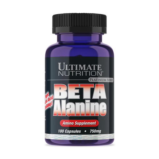 Beta-Alanine 750 mg (100 caps)