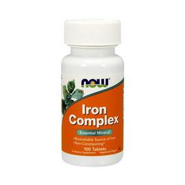 Iron Complex (100 tabs)