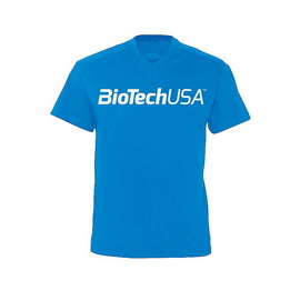 T-Shirt for Men Tropical Blue (M, L, XL, XXL)