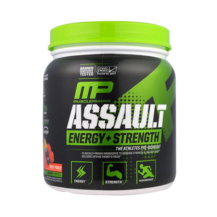 Assault Energy+Strength (333-345 g)