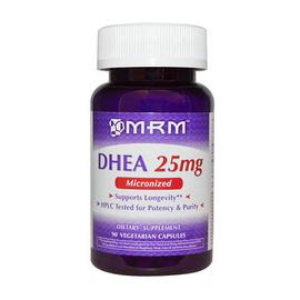 DHEA 25 mg (60 veg caps)