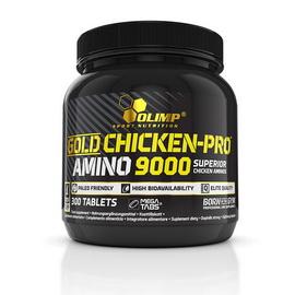 Gold Chicken-Pro Amino 9000 (300 tabs)