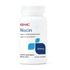 Niacin 500 (100 veg tabs)