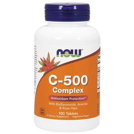 C-500 Complex (100 tabs)